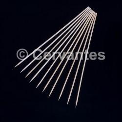 Pinchos madera